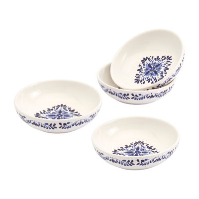 Tabletops Unlimited Carmine 4-pc. Soup Bowl
