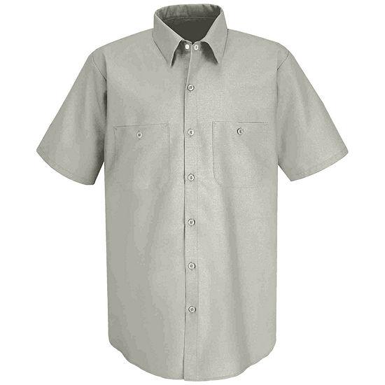 Red Kap® SP24 Durastripe Shirt–Big