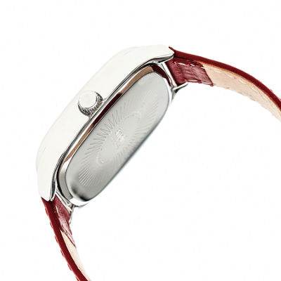 Simplify Unisex Red Strap Watch-Sim3506