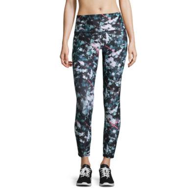 Xersion Knit Workout Capris - Tall