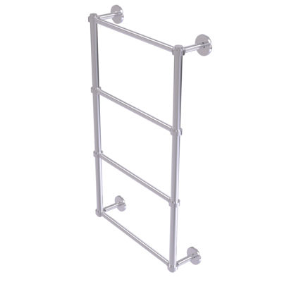 Allied Brass Prestige Skyline Collection 4 Tier 24Inch Ladder Towel Bar