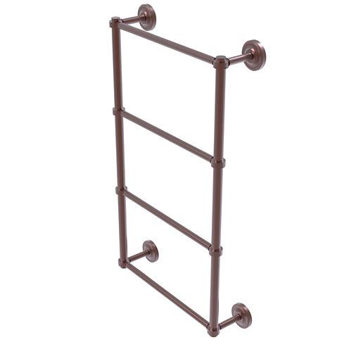 Allied Brass Prestige Regal Collection 4 Tier 36 Inch Ladder Towel Bar