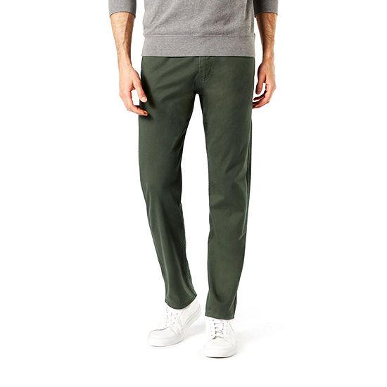 Dockers® Slim Fit Jean Cut Khaki All Seasons Tech Pants D1
