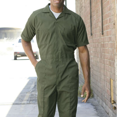 Sweet Company Short Sleeve Workwear Coveralls