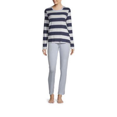 Sleep Chic Jersey Pant Pajama Set