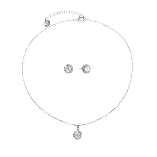 Monet Jewelry 2-pc. Pear Jewelry Set