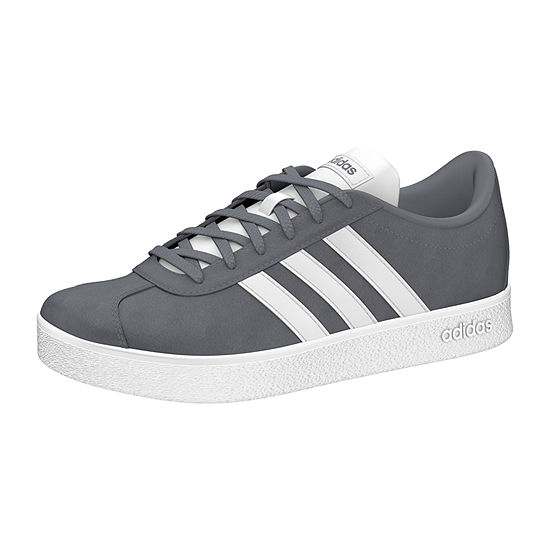 adidas Vl Court 2.0 K Unisex Kids Running Shoes Lace-up - Big Kids