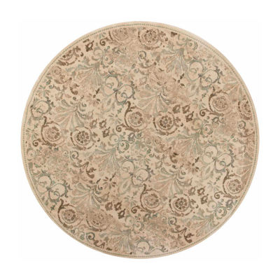 Florence Round Rugs