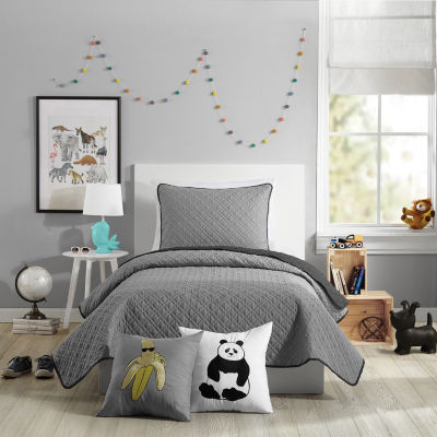 Urban Playground Corbin Quilt Set