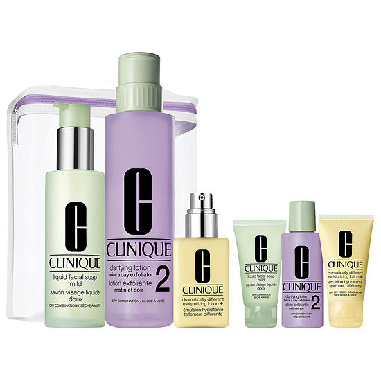 CLINIQUE Great Skin Anywhere Set for Dry Skin