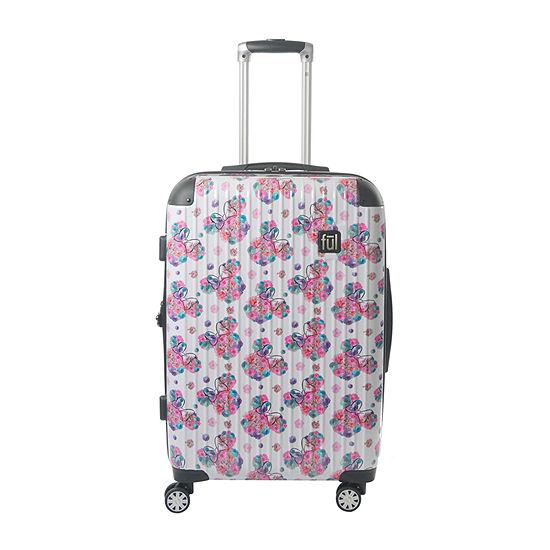 Ful Disney Minnie Mouse 25 Inch Hardside Lightweight Luggage