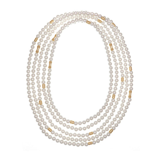 Erica Lyons 5-pc. 18 Inch Beaded Necklace