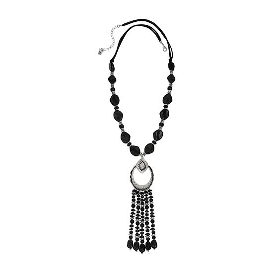 EL by Erica Lyons 29 Inch Beaded Necklace