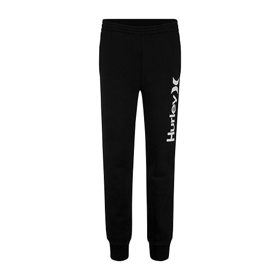 Hurley Boys Straight Jogger Pant - Big Kid