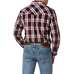 Ely Cattleman Classic Plaid Western Shirt