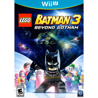Wii U Lego Batman 3: Beyond Gotham Video Game
