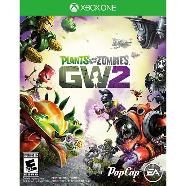 XBox One Plants Vs Zombies 2 Video Game