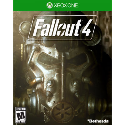 Fallout 4 Video Game-XBox One