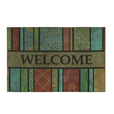 "Mohawk Home® Barcelona Stripe Rectangular Doormat - 23""X35"""
