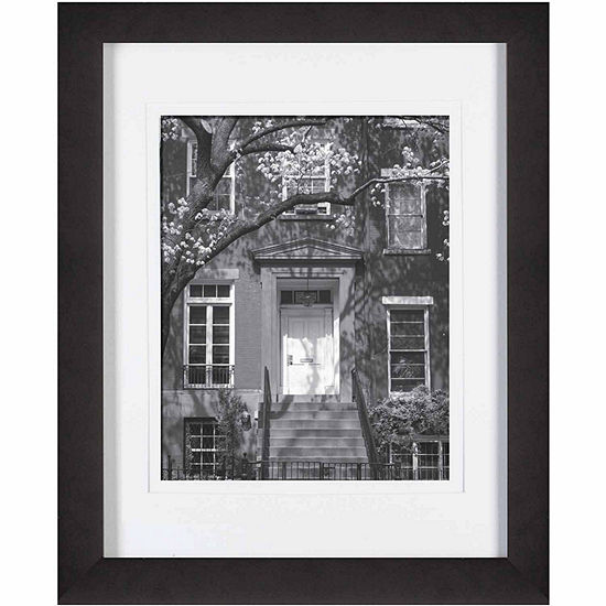 """Gallery Solutions 11X14"""" Black Frame"""