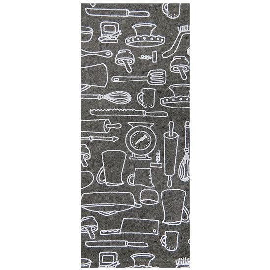 Park B Smith 2-pc. Cooking Utensils Kitchen Towel