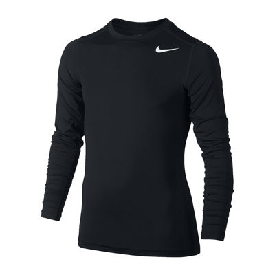 Nike® Long-Sleeve Dri-FIT Baselayer Top - Boys 8-20