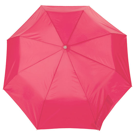 totes® Three-Section Manual Umbrella