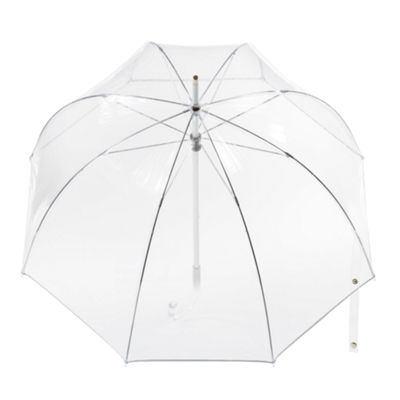 totes® Signature Clear Bubble Umbrella