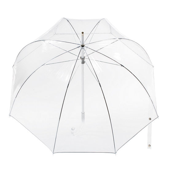 totes®Signature Clear Bubble Umbrella