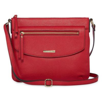 Liz Claiborne Linda Med Crossbody Bag