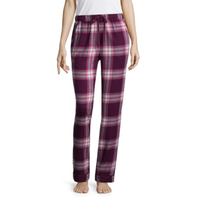 Liz Claiborne Supersoft Flannel Pajama Pants