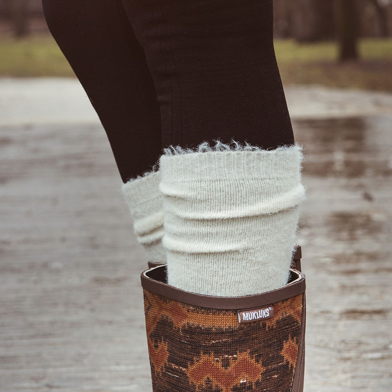 f0d7766dbaf UPC 033977209862 - Muk Luks 3 Pair Knee High Socks - Womens ...