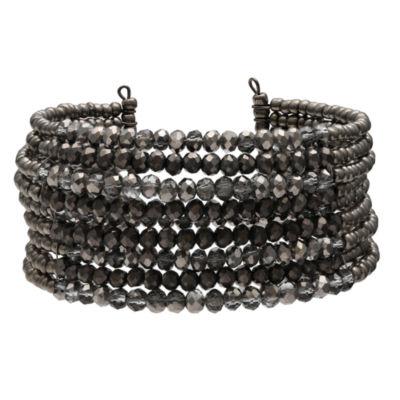 Bold Elements Womens Cuff Bracelet