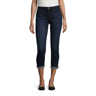 A.N.A Skiiny Denim Ankle Crop Pant-Talls