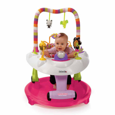 Kolcraft Sit And Stand 2 In 1 Baby Activity Center