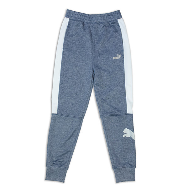 Puma French Terry Jogger Pants - Big Kid Boys