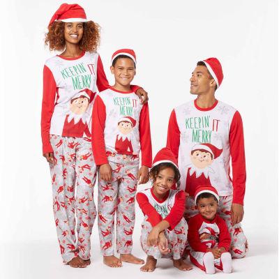 Elf on the Shelf Family Pajama Set- Men's