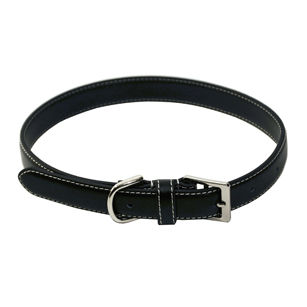Royce Leather Luxury Dog Collar in Genuine Leather