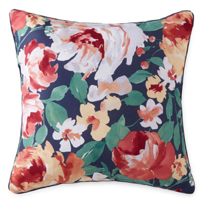 Home Expressions Primrose Square Throw Pillow
