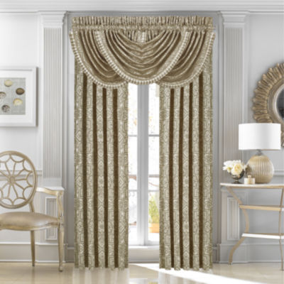 Queen Street Mariana Rod-Pocket Curtain Panel