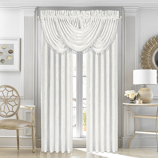 Queen Street Britney Back-Tab Curtain Panel