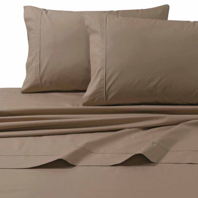 Tribeca Living 300 Thread Count Percale Pillowcases