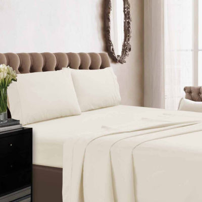 Tribeca Living 350 Thread Count Percale Pillowcases