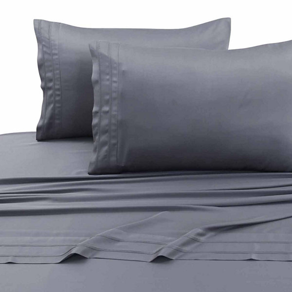 Tribeca Living 300 Thread Rayon from Bamboo Sateen Pillowcases