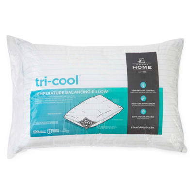 JCPenney Home Tri-Cool™ Temperature Regulating Pillow