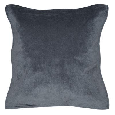Solid Diamond Square Throw Pillow - 18x18