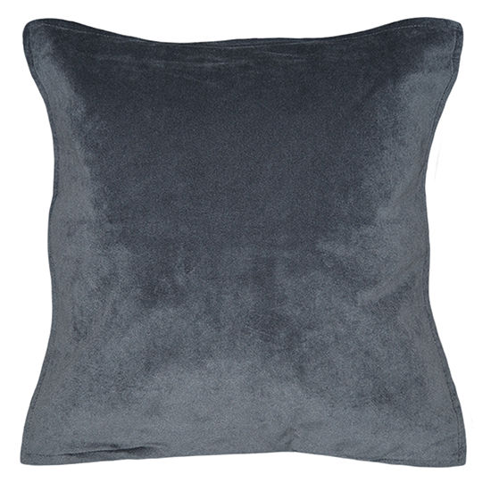 Solid Diamond Square Throw Pillow 18x18