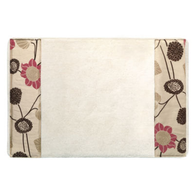 Popular Bath Lillian Bath Rug Collection