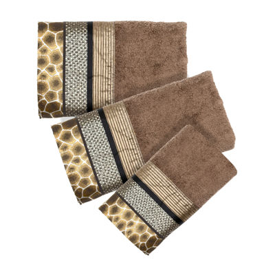 Safari Stripe 3-pc. Bath Towel Set