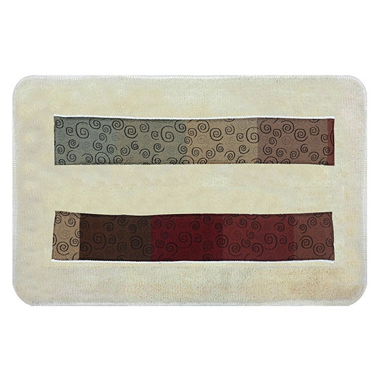 Miramar Bath Rug Collection